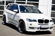 BMW X5 - White Bavarian Edition