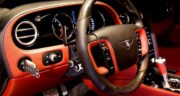 Bentley GTC - Interior Finishing