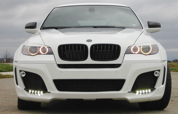 tuning bmw x6 650er edition by anderson. Black Bedroom Furniture Sets. Home Design Ideas
