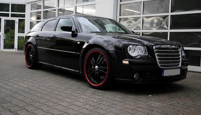 tuning chrysler 300c touring. Black Bedroom Furniture Sets. Home Design Ideas